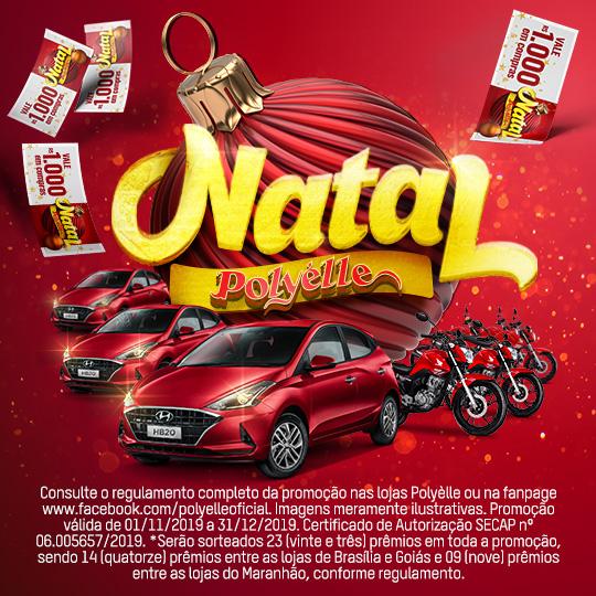 Natal Polyèlle - Panfleto 1